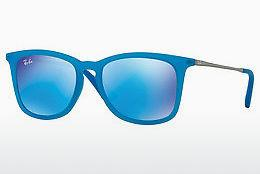 Solglasögon Ray-Ban Junior RJ9063S 701155 - Blå