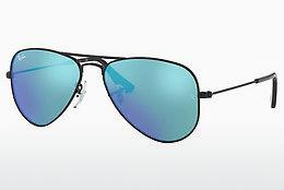 Solglasögon Ray-Ban Junior Junior Aviator (RJ9506S 201/55) - Svart