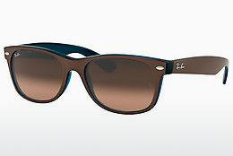 Solglasögon Ray-Ban NEW WAYFARER (RB2132 6310A5) - Gul