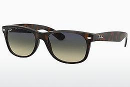 Solglasögon Ray-Ban NEW WAYFARER (RB2132 894/76) - Brun, Havanna