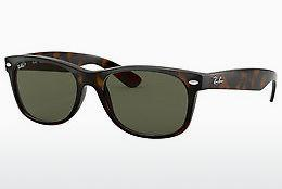 Solglasögon Ray-Ban NEW WAYFARER (RB2132 902/58) - Brun, Havanna
