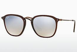 Solglasögon Ray-Ban RB2448N 62569U - Transparent, Brun