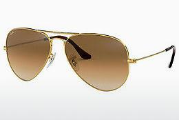 Solglasögon Ray-Ban AVIATOR LARGE METAL (RB3025 001/51) - Guld