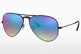 Solglasögon Ray-Ban AVIATOR LARGE METAL (RB3025 002/4O) - Svart