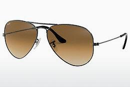 Solglasögon Ray-Ban AVIATOR LARGE METAL (RB3025 004/51) - Grå