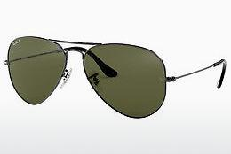 Solglasögon Ray-Ban AVIATOR LARGE METAL (RB3025 004/58) - Grå