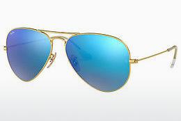 Solglasögon Ray-Ban AVIATOR LARGE METAL (RB3025 112/17) - Guld