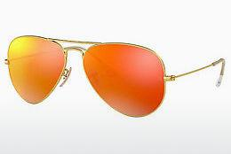 Solglasögon Ray-Ban AVIATOR LARGE METAL (RB3025 112/4D) - Guld