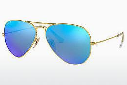 Solglasögon Ray-Ban AVIATOR LARGE METAL (RB3025 112/4L) - Guld
