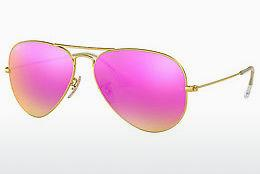 Solglasögon Ray-Ban AVIATOR LARGE METAL (RB3025 112/4T) - Guld