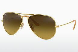 Solglasögon Ray-Ban AVIATOR LARGE METAL (RB3025 112/85) - Guld