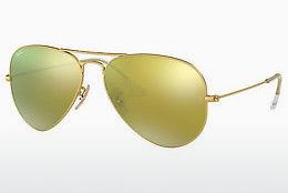 Solglasögon Ray-Ban AVIATOR LARGE METAL (RB3025 112/93) - Guld
