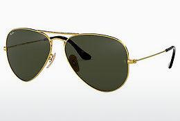 Solglasögon Ray-Ban AVIATOR LARGE METAL (RB3025 181) - Guld