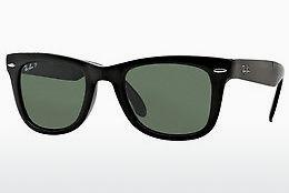 Solglasögon Ray-Ban FOLDING WAYFARER (RB4105 601/58) - Svart