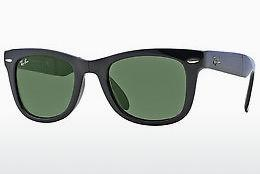 Solglasögon Ray-Ban FOLDING WAYFARER (RB4105 601) - Svart