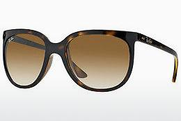 Solglasögon Ray-Ban CATS 1000 (RB4126 710/51) - Brun, Havanna