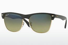 Solglasögon Ray-Ban CLUBMASTER OVERSIZED (RB4175 877/76) - Transparent, Svart