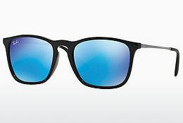 Solglasögon Ray-Ban CHRIS (RB4187 601/55) - Svart