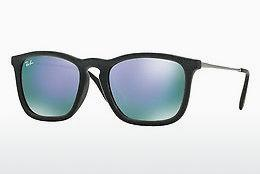 Solglasögon Ray-Ban CHRIS (RB4187 60774V) - Grå