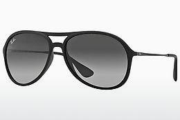 Solglasögon Ray-Ban ALEX (RB4201 622/8G) - Svart