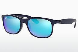 Solglasögon Ray-Ban ANDY (RB4202 615355) - Blå