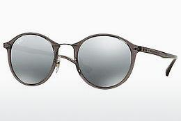 Solglasögon Ray-Ban Round Ii Light Ray (RB4242 620088) - Grå