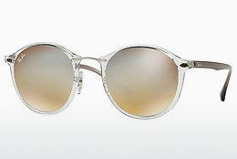 Solglasögon Ray-Ban Round Ii Light Ray (RB4242 6290B8) - Transparent