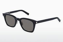 Solglasögon Saint Laurent SL 138 SLIM 001