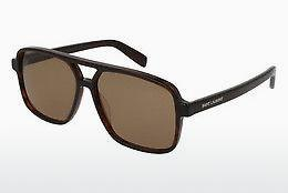 Solglasögon Saint Laurent SL 176 002 - Brun, Havanna