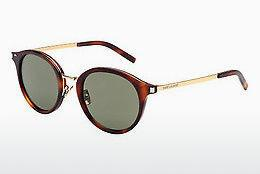 Solglasögon Saint Laurent SL 57 003 - Brun, Havanna