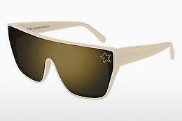 Solglasögon Stella McCartney SC0101S 004 - Vit