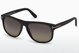 Solglasögon Tom Ford Olivier (FT0236 02D) - Svart, Matt