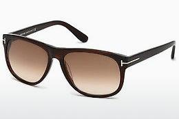 Solglasögon Tom Ford Olivier (FT0236 50P) - Brun, Dark