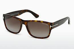 Solglasögon Tom Ford Mason (FT0445 52B) - Brun, Dark, Havana