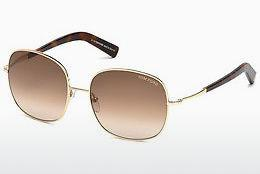 Solglasögon Tom Ford Georgina (FT0499 28F) - Guld