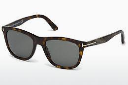 Solglasögon Tom Ford Andrew (FT0500 52N) - Brun, Dark, Havana