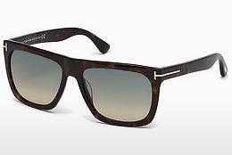 Solglasögon Tom Ford Morgan (FT0513 52W) - Brun, Dark, Havana