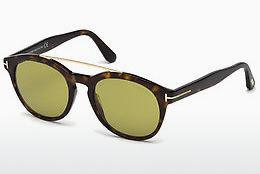 Solglasögon Tom Ford Newman (FT0515 52N) - Brun, Dark, Havana
