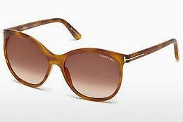 Solglasögon Tom Ford FT0568 53G - Havanna, Yellow, Blond, Brown