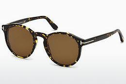 Solglasögon Tom Ford FT0591 52M - Brun, Dark, Havana