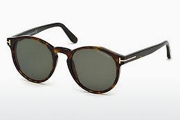 Solglasögon Tom Ford FT0591 52N - Brun, Dark, Havana