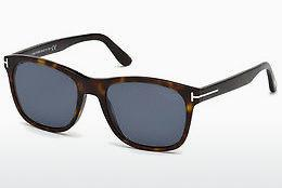 Solglasögon Tom Ford FT0595 52D - Brun, Dark, Havana