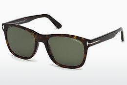 Solglasögon Tom Ford FT0595 52N - Brun, Dark, Havana
