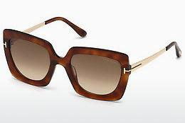 Solglasögon Tom Ford FT0610 53F - Havanna, Yellow, Blond, Brown
