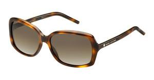 Marc Jacobs MARC 67/S 05L/LA BROWN SF PZHAVANA