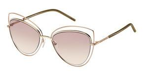 Marc Jacobs MARC 8/S TXA/05 BRAUNGOLDBROWN