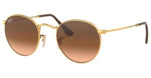 Ray-Ban RB3447 9001A5 PINK GRADIENT BROWNSHINY LIGHT BRONZE