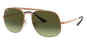 Ray-Ban RB3561 9002A6 GREEN GRADIENT BROWNMEIDIUM BRONZO