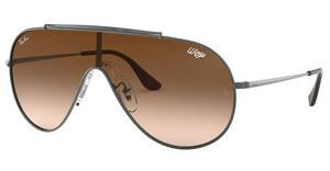 Ray-Ban RB3597 004/13 BROWN GRADIENTGUNMETAL