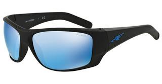 Arnette AN4215 01/55 MIRROR BLUEMATTE BLACK